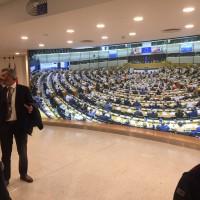 Bruxelles: Parlamento Europeo