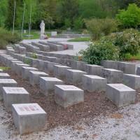 Parco cimitero, Begunje