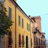 Casa di Giorgio Bassani