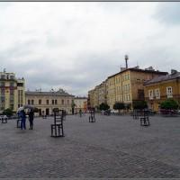 Piazza degli Eroi, Cracovia