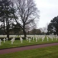 Cimitero Americano di Colleville-sur-Mer