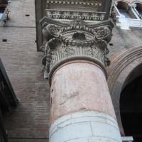 Colonna di Borso d_Este Ferrara