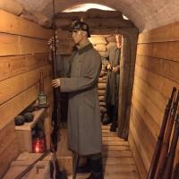 Luoghi della battaglia della Somme: Musée Somme 1916 di Albert