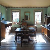 Interno della casa di Goethe -Weimar
