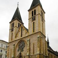 Cattedrale del Sacro Cuore, Sarajevo