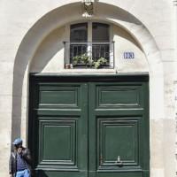 Sede della Concentrazione Antifascista di Parigi