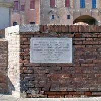 Muretto del Castello Ferrara